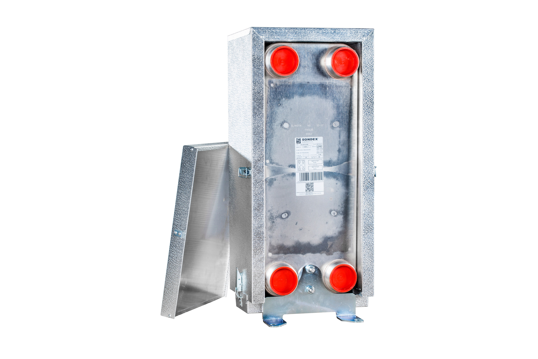 Sondex plate heat exchanger sl doe
